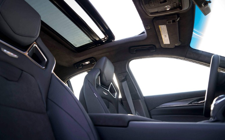 2020 Cadillac CTS-V Sedan