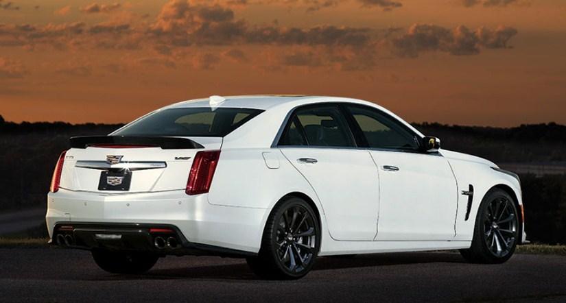 2020 Cadillac Catera