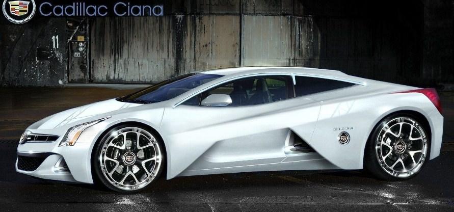 2020 Cadillac Ciana