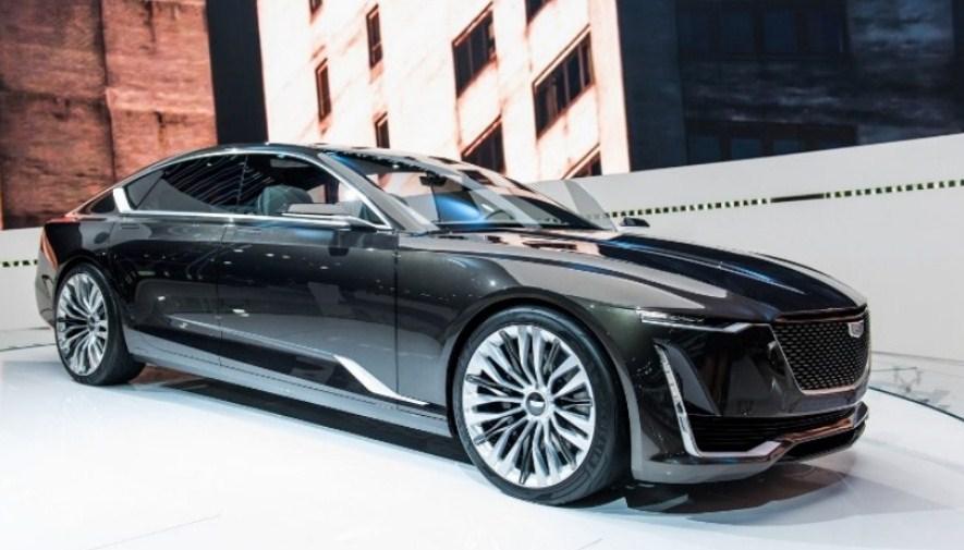 2020 Cadillac Converj