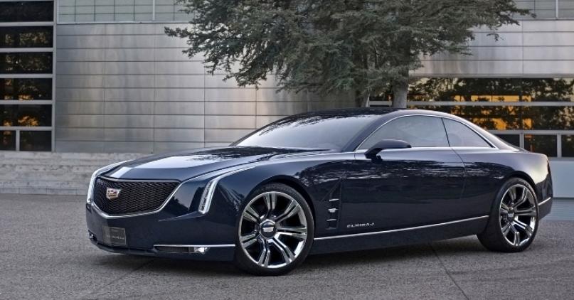 2020 Cadillac Coupe Deville
