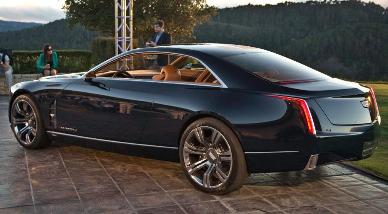 2020 Cadillac Elmiraj Precio