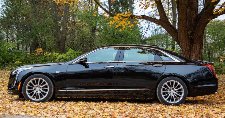 2020 Cadillac Flagship