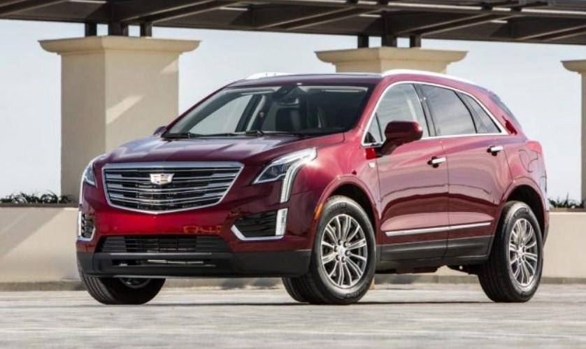 2020 Cadillac SRX 4
