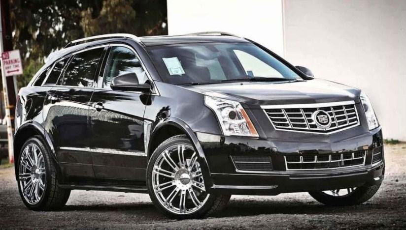 2020 Cadillac SRX Luxury