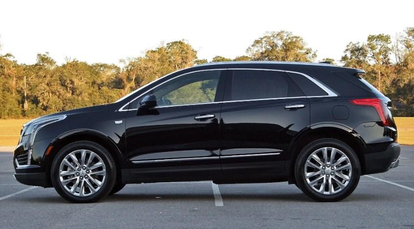 2020 Cadillac SRX