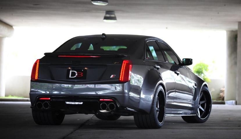 2020 Cadillac STS V