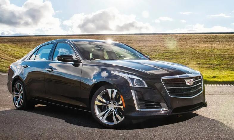 2020 Cadillac STS