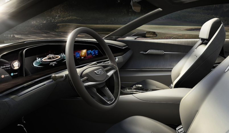 2020 Cadillac Sedan Deville