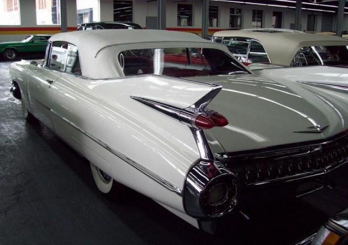 2020 Cadillac Series 62