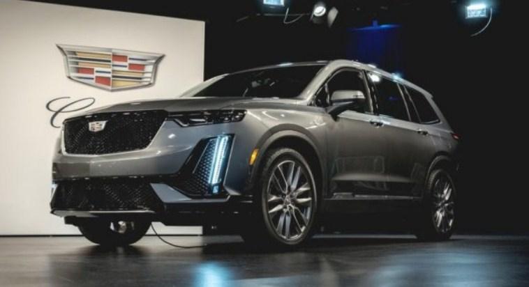 2020 Cadillac Touring