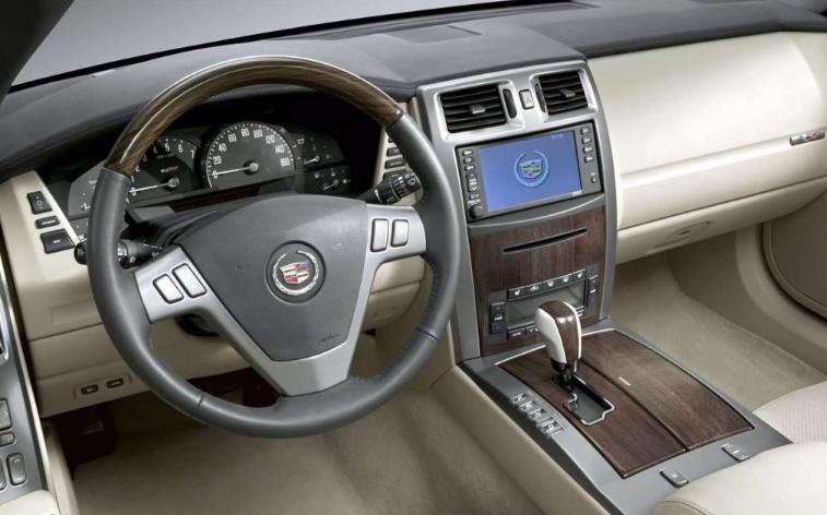 2020 Cadillac XLR V