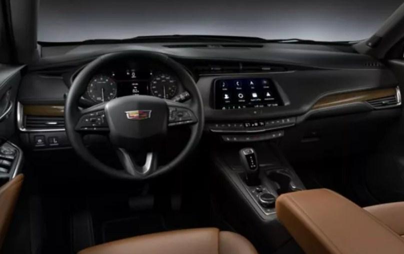 2020 Cadillac XT4 Canada