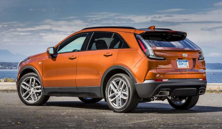 2020 Cadillac XT4 Sport 0-60