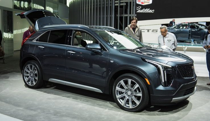 2020 Cadillac XT4 Towing Capacity