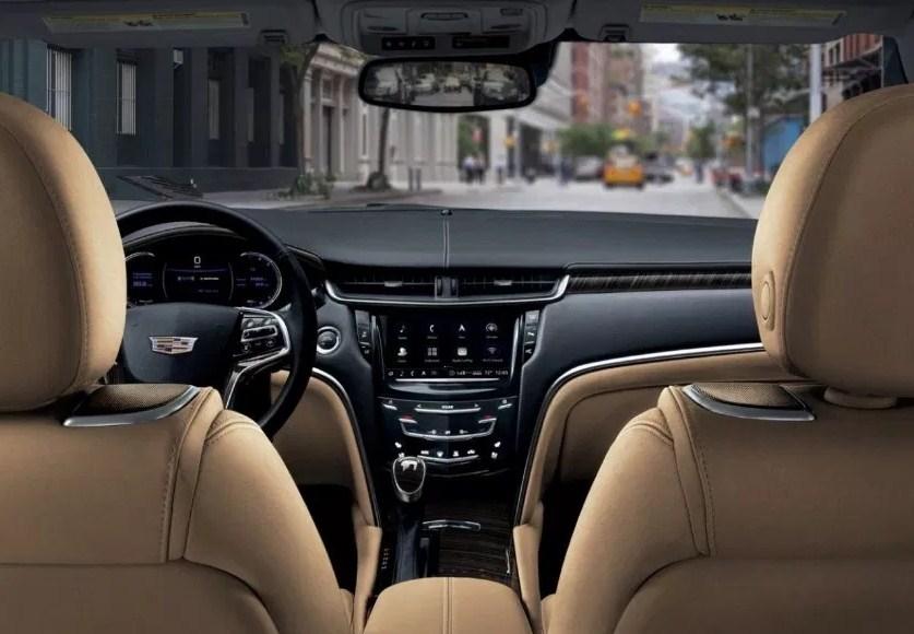 2020 Cadillac XT5 3RD Row