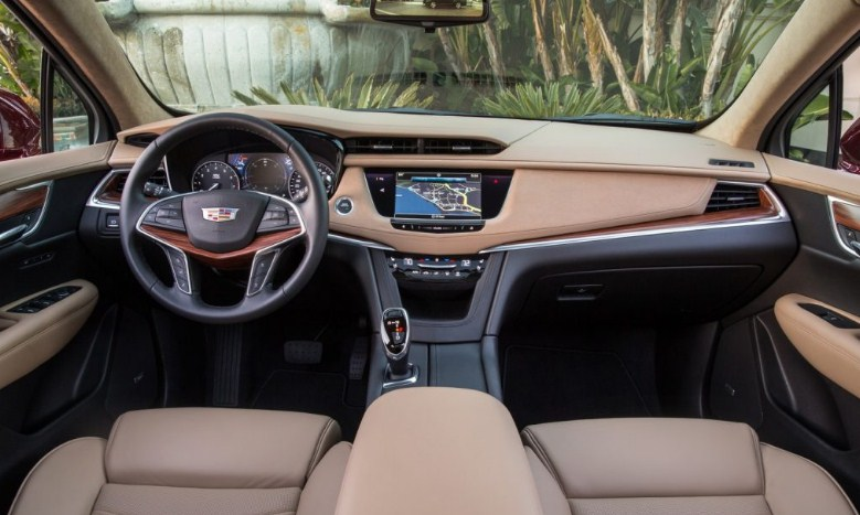 2020 Cadillac XT5 Canada