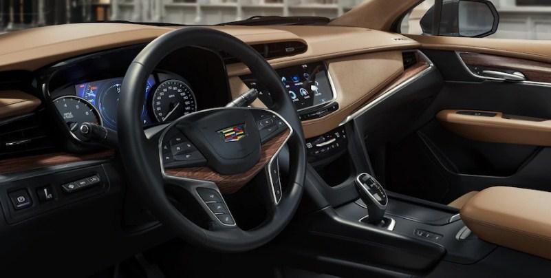 2020 Cadillac XT5 Crossover