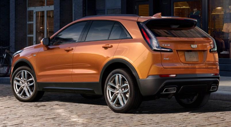 2020 Cadillac Xt4 Crossover