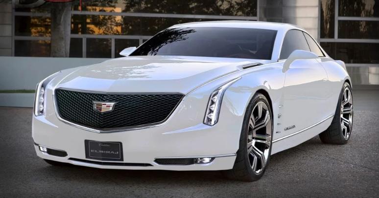 2020 New Cadillac Elmiraj