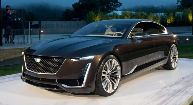 New Cadillac CT8 2020
