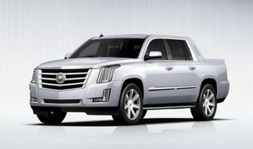 2020 Cadillac Escalade Truck