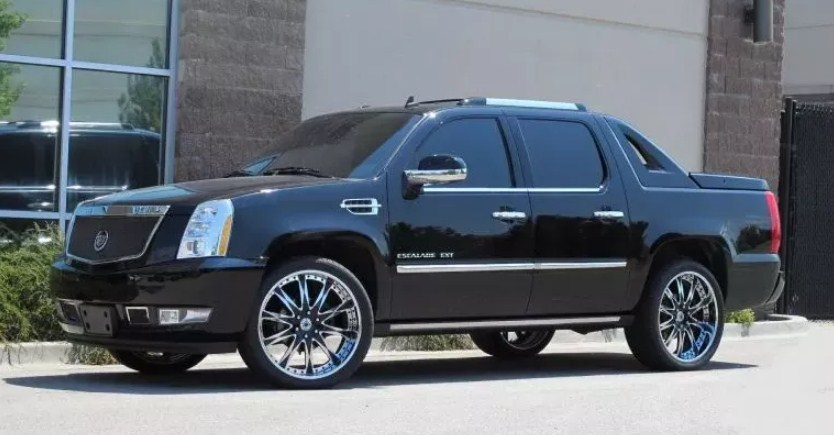2020 Cadillac Truck Dually