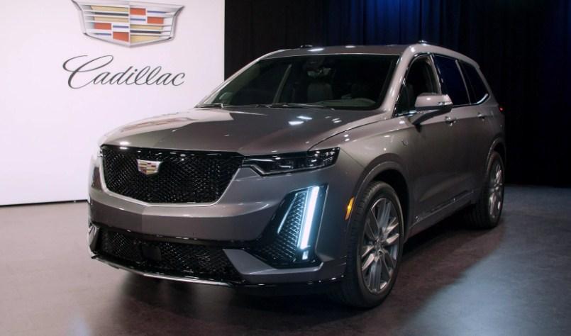 2020 Cadillac XT6 SUV