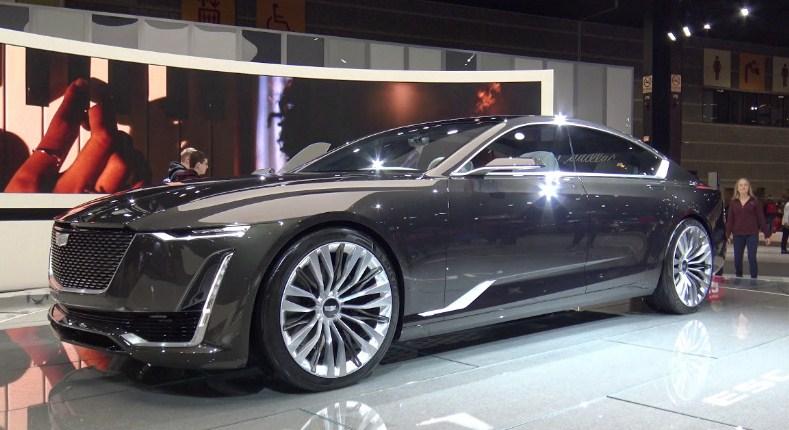 2020 Cadillac XT8