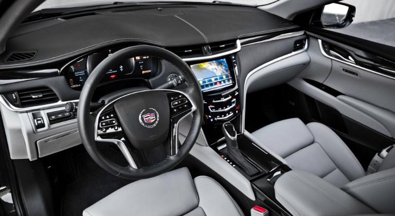 2020 Cadillac XTS V