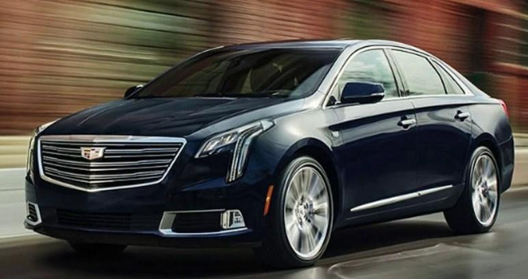 2020 Cadillac XTS V Sport Platinum