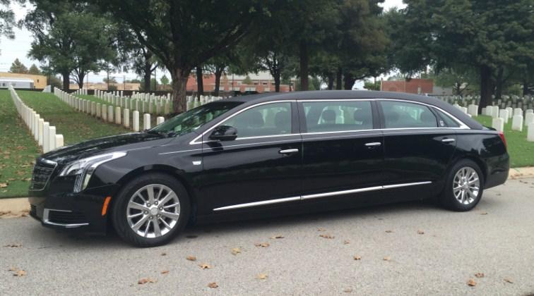 2020 Cadillac XTS V4u Coachbuilder Limousine