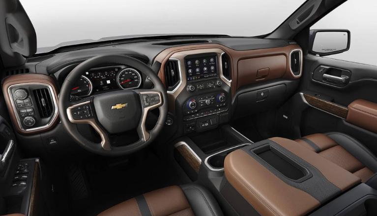 2020 Chevrolet 2500HD news