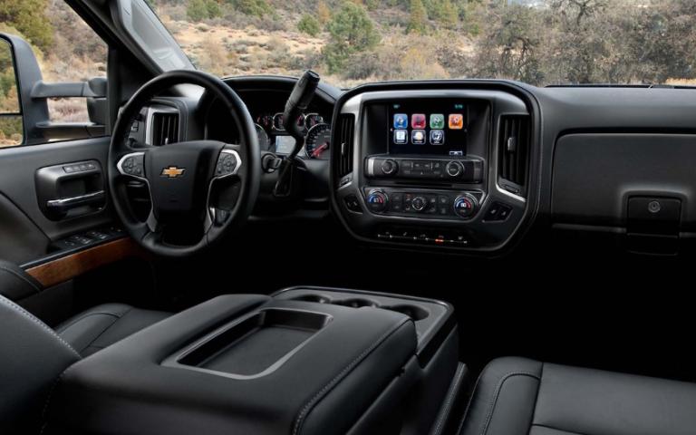 2020 Chevrolet 3500HD news