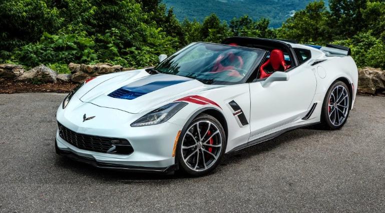 2020 Chevrolet Corvette Grand Sport redesign