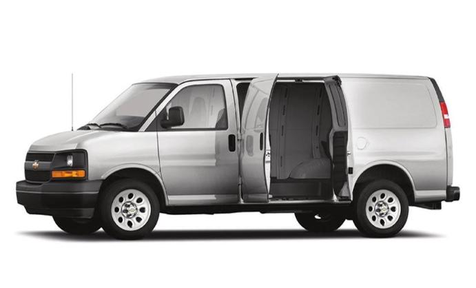 2020 Chevrolet Express Van