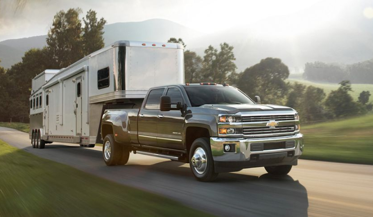2020 Chevrolet Heavy Duty changes