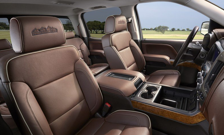 2020 Chevrolet Silverado 1500 redesign