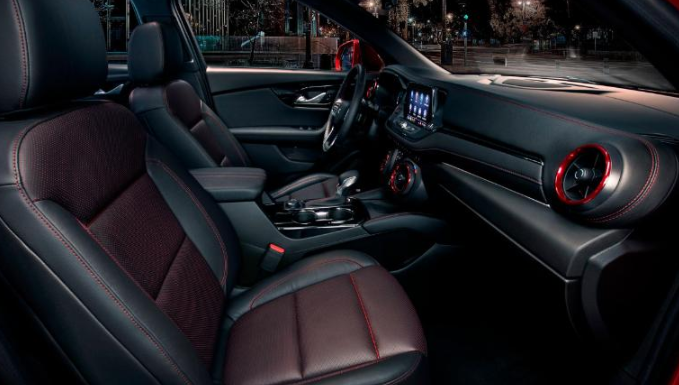 2020 Chevy Blazer 0-60