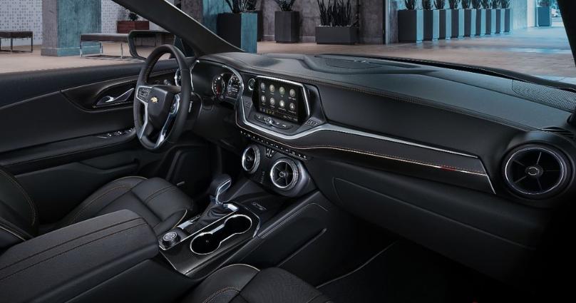 2020 Chevy Blazer MSRP