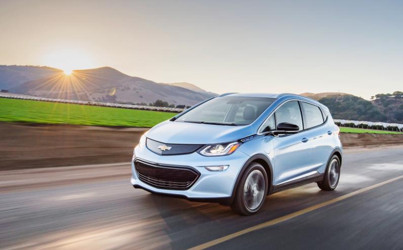 2020 Chevrolet Bolt Canada release date