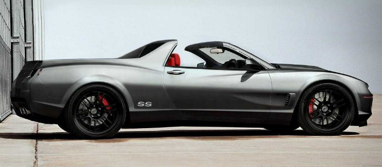 2020 Chevy El Camino SS release date