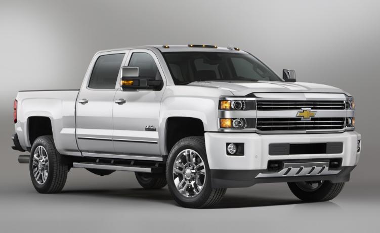 2020 Chevy Heavy Duty Trucks news