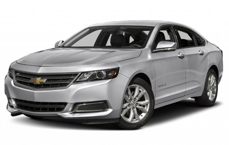 2020 Chevy Impala LTZ redesign