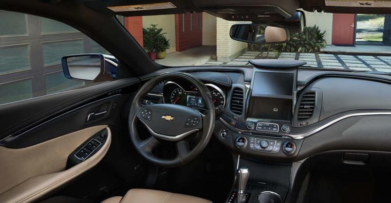 2020 Chevy Impala Premier redesign