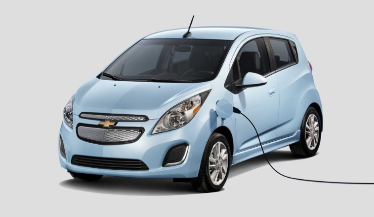 2020 Chevy Spark EV redesign