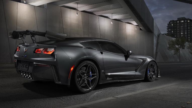 2021 Chevrolet Corvette design