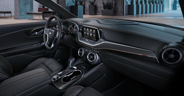 2020 Chevy Blazer K5