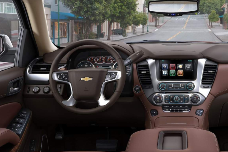 2021 Chevy Tahoe release date