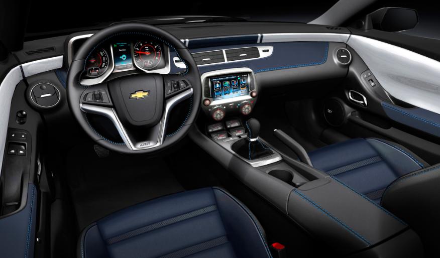 2019 Chevrolet Camaro Z28 redesign